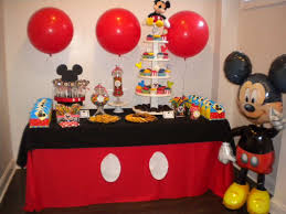 mickey mouse clubhouse birthday party decorations Mickey Mouse
