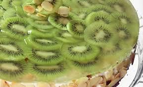 kiwi quarktorte