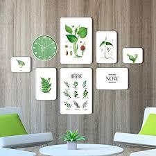 foto wandrahmen grüne pflanze foto wand dekoration