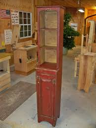 Step Back Chimney Cupboard Primitive Wood CraftsPrimitive FurnitureWood