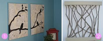 All Of These Pieces Wall Art Are Simple To Make And They Will Add A Bit Natural Beauty Your Bare Walls