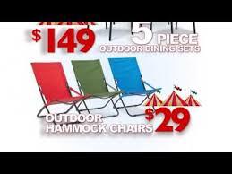 Art Van Patio Dining Set by Art Van Furniture Tent Sale Outdoor Dining Sets 149 Youtube