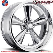 100 Truck Visualizer US Mags Standard U104 US Mags Chrome Wheels Wheels