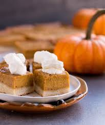 Pumpkin Puree Vs Easy Pumpkin Pie Mix by Pumpkin Pie Shortbread Bars The Merchant Baker