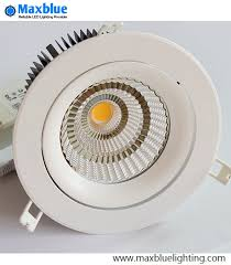 50w led downlight bulbs cri 80 cree led cob recessed ceiling