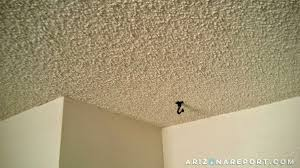 Popcorn Ceiling Removal Asbestos Testing by Popcorn Ceilings May Contain Hidden Risk The Arizona Report