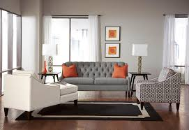 Braxton Culler Sofa Table by Libby Langdon For Braxton Culler Libby Langdon Howell Chaise