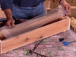 how to build a wooden planter box how tos diy