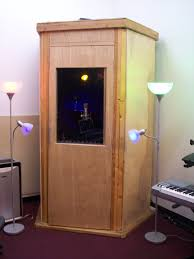 DIY Home Studio Recording Booth Ideas