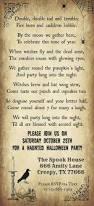 Scary Halloween Ringtones Free by Best 20 Halloween Birthday Party Invitations Ideas On Pinterest