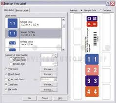Filing Supplies File Labeling Printing Software