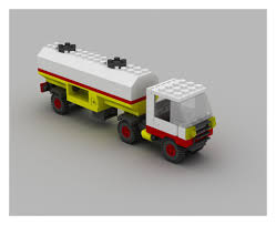 Lego Tanker - Blender 2 By Neilwightman On DeviantArt