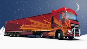 100 World Of Trucks International Christmas Gifts Delivery Event 2018 News American