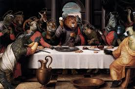 Animals Painted Into Famous Renaissance Paintings