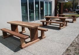 Cafe Table In Ironbark