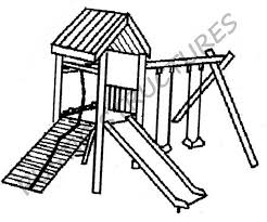 650x540 Rustic Structures Jungle Gym Construction Durban Pinetown