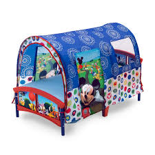 Delta Children Disney Mickey Mouse Toddler Tent Bed & Reviews