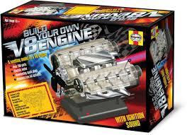 amazon com trends uk haynes build your own v8 engine toys u0026 games