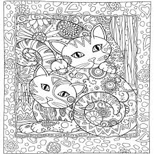 Creative Haven Cats Coloring Books For Adults 24pages Stress Relieving Antistress Book Adult In From Office School
