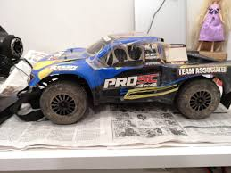 100 Short Course Truck Team Associated Pro Sc Toys Games Others On