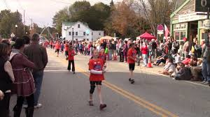 Damariscotta Pumpkin Festival by Damariscotta Pumpkin Festival Parade Youtube