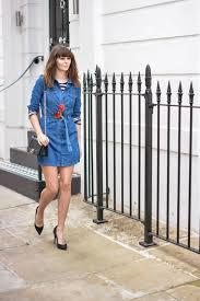 the denim dress londoner in sydney