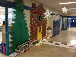 Kindergarten Christmas Door Decorating Contest by Gingerbread Door Decorating Ideas U2013 Decoration Image Idea