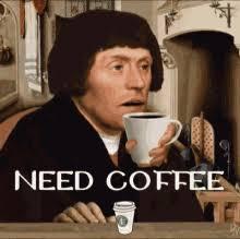 Need Coffee Caffeine GIF