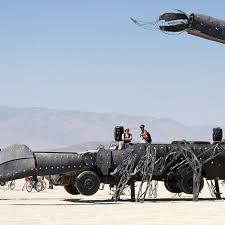 100 Scorpion Truck Buy This Giant Flameshooting Scorpion Truck From Burning Man The