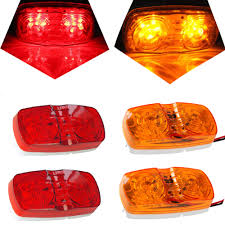 Shop For 4x Heavy Truck Boat Trailer LED Lights Side Clearance ... 4 Led Optronics 2x4 Amber Bullseye Light For Trailers Marker Dorman Cab Roof Parking Marker Clearance Lights 5 Piece Kit 227d1320612977chnmarkerlighletsesomepicsem Intertional Harvester Ihc And Light Assemblies Best Clearance Lights Trucks Amazoncom Trucklite 8946a Oval Signalstat Replacement Lens Question About On Tool Box Archive Dodge Ram Forum Atomic Strobing Ford Truck Amber Aw Direct 2 X Side Marker Lights Clearance Lamp Red Amber Car Boat Trailer Led Lighting Foxy Lite Mini Round Installed Finally Enthusiasts Forums