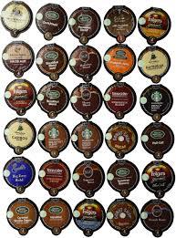Mccafe Pumpkin Spice Keurig by 30 Count Vue Cups All Coffee Variety Sampler Pack No Decaf 14