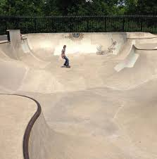 100 Truck Stop Skatepark Angela Carella A Park With Something For Just About Everybody