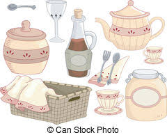 Country Kitchen Clipart Vector And Illustration 1238
