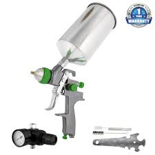 Hvlp Sprayer For Kitchen Cabinets by Amazon Com Tcp Global Brand Professional New 2 5mm Hvlp Spray Gun