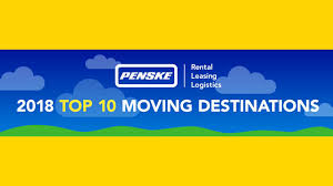 100 Penske Truck Rental Austin Tx Reveals 2018 Top Moving Destinations YouTube