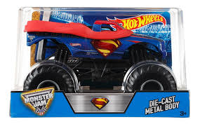 Hot Wheels Monster Jam 1:24 Scale Man Of Steel Superman Truck ... Hot Wheels Monster Jam Mutants Thekidzone Mighty Minis 2 Pack Assortment 600 Pirate Takedown Samko And Miko Toy Warehouse Radical Rescue Epic Adds 1015 2018 Case K Ebay Assorted The Backdraft Diecast Car 919 Zolos Room Giant Fun Rise Of The Trucks Grave Digger Twin Amazoncom Mutt Dalmatian Buy Truck 164 Crushstation Flw87 Review Dan Harga N E A Police Re