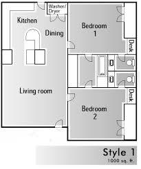 Duplex Style 1