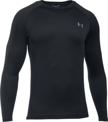 Under Armour Men's Base 3.0 Crew Black 3XL