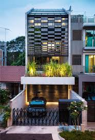 100 Terrace House In Singapore Nothing Token About Passive Cooling In Formwerkzs Open