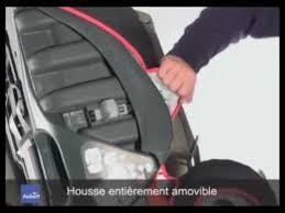 siege auto evolva evolva plus de britax déhoussage