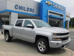 New 2018 Chevrolet Silverado 1500 From Your Milledgeville GA ...