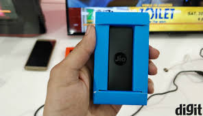 First Look at the JioPhone TV Cable