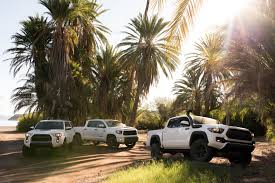 The 2019 Toyota TRD Lineup Includes Some FJ Cruiser Inspiration And ...