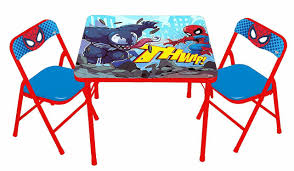 Spider-man Superhero Adventures Erasable Activity Table Set - Walmart.com Delta Children Ninja Turtles Table Chair Set With Storage Suphero Bedroom Ideas For Boys Preg Painted Wooden Laptop Chairs Coffee Mug Birthday Parties Buy Latest Kids Tables Sets At Best Price Online In Dc Super Friends And Study 4 Years Old 19x 26 Wood Steel America Sweetheart Dressing Stool Pink Hearts Jungle Gyms Treehouses Sandboxes The Workshop Pj Masks Desk Bin Home Sanctuary Day