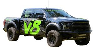 100 V8 Trucks There Is Now The Option To Buy A Or DieselPowered Ford F150