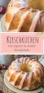 white chocolate cherry bundt cake recipe with
