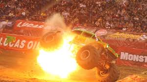 100 Monster Trucks Crashing Truck Crash Jam Video Collection 2018 HD YouTube