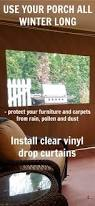 Sunbrella Curtains With Grommets by 35 Best Sunbrella Drop Curtains With Clear Panels Images On