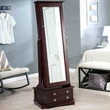 Interior. Jewelry Armoire Mirror - Faedaworks.com Mini Jewelry Armoire Abolishrmcom Best Ideas Of Standing Full Length Mirror Jewelry Armoire Plans Photo Collection Diy Crowdbuild For Fniture Cheval Floor With Storage Minimalist Bedroom With For Decor Svozcom Over The Door Medicine Cabinet Outstanding View In Cheap Mirrored Home Designing Wall Mount Wooden