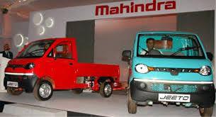 100 Cng Pickup Trucks Mahindra Launches CNG Variant Of Minitruck Jeeto